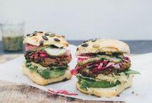 Tasty Veggie Burgers