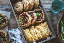 Tarts, Pies & Pizza's