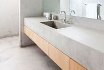 CONCRETE | Bathroom