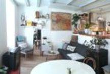 Sweet home / Aménagement du salon