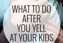 Parenting Tools ♥ / Take time to encourage your kids and use conscious parenting techniques. Build Family Connection.