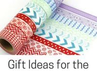 Gift Ideas for DIY Enthusiasts / gift ideas for DIY lovers, gift ideas for DIY enthusiasts, gift list for the DIY lover, gift ideas for the DIY enthusiast, gifts for someone who loves DIY, gifts for someone who loves to do it yourself, gifts for someone who loves DIY, list of gifts for DIYers,DIY gifts, DIY tools, DIY crafts, glitter, washi tape, heat gun, paint pens, bleach pen, kreg jig, sharpie, markers, silhouette, thrifty, crafty, re-purpose, personal tool set, do it yourself