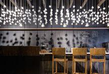 Restaurants / Hermosa decoración en restaurantes y cafeterías