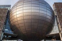 Modern Architecture / Hermosas obras de arquitectura moderna