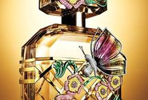 Perfume Bottles / Some bottles are like pieces of art