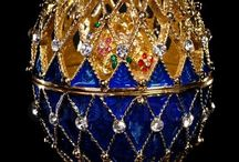 Fabergé Eggs  / Some pics about the famous egg's collection