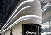 Luxury Stores / Wonderful facades and luxury stores