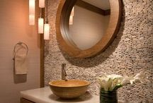 Bathrooms / Some examples of trendy decoration
