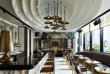Bars, Pubs & Discos / Some pics about stunning decoration & design of bars and similars