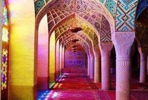 Moroccan Style / Love the moroccan style