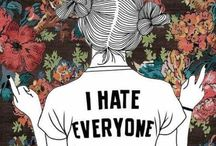 People hater