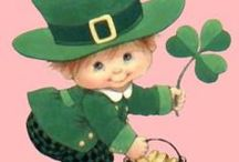 St.Patrick!s Day / by Helena Dybala