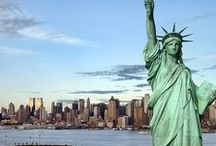 New York City / One of the most popular cities in the United States of America. That offers world class cuisine, countless attractions & much more! The Big Apple is one place you don't want to miss when you head out to the States.