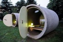 """Unusual Hotels Around the World / There are many hotels around the world that seem """"out of this world"""" for the not so normal. If adventure is your middle name, then this board is for you!"""