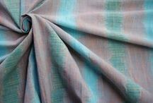 Handwoven Thai Cotton / This gorgeous cotton is handwoven in Northern Thailand