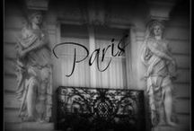 Photography ~ Paris / The beauty of the world seen through the shutter of the camera. © Vickyanne Wright Studios