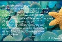 Poetry / With the use of my photography and my soul expressions through poetry. . . . © Vickyanne Wright Studios