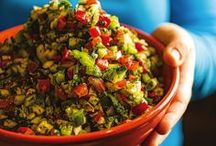 Vegan & Vegetarian / Here are lots of veggie recipes for the Fast Metabolism Diet / by Haylie Pomroy