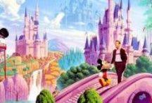 Disney / Disney personajes!!