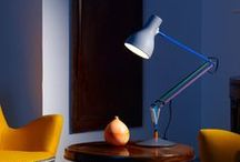 Paul Smith - Edition Two - Anglepoise® / Once again Paul Smith has collaborated with Anglepoise® to create the Type 75™ Desk Lamp – Paul Smith – Edition Two, testament to this designer's remarkable deftness in instilling modernity and new life into a well-loved design classic.