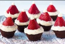 Gluten Free Christmas! / Get in the holiday spirit with these fun recipes & festive gluten-free treats!