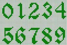Γράμματα-Αριθμοί