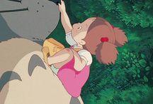 ghibiri works / inspirational animation works by miyazaki hayao