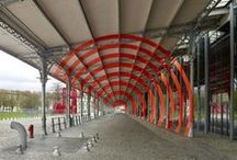 Anamorphic Geometric Installations / IT IS NOT DIGITAL, IT IS ANAMORPHIC ART!