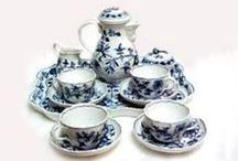 Meissen - Porcelain