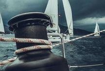 Sofa Sailors / Круизный яхтинг как искусство.