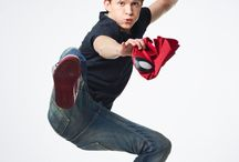 Spider Man / I am in love with this guys named Tom Holland, have you heard of him?