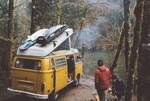 Van life = Dream life / Travel, van, life, photography, road trip, home on wheels