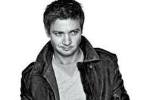 Jeremy Renner / by Laurie M
