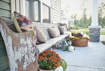 Porches / by Dawn Rooke