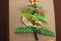 Christmas Cards / Handmade Chrismas cards