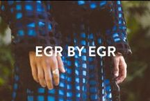 EGR / Mexican designer Enrique Gonzalez is EGR. This is his world!  Shop EGR at www.pasar-pasar.com/collections/egr