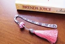 Lampwork Bookmarks By Me