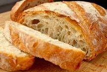 Bread, paratha, poori, dosa etc.