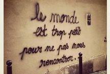 Paris is not a City, it's a World.