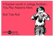 Sports Cartoons / Funny Sports Cartoons from RollTideWarEagle.com ~ You'll also want to check out ~ www.RollTideWarEagle.com ~ great sports stories, audio podcast and FREE on line tutorial to learn the rules of the game you love. #CollegeFootball #Auburn #Auburnfootball #Alabama #Alabamafootball #NickSaban #SEC