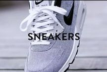 SNEAKERS / Check out our collection of the coolest sneakers on Pinterest. All the dopest kicks to go along with your clothes from PASAR! www.pasar-pasar.com