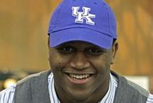 Kentucky Wildcats / Everything great about Kentucky Football and Kentucky football traditions. ~ You'll also want to check out ~ www.RollTideWarEagle.com ~ great sports stories, audio podcast and FREE on line tutorial to learn the rules of the game you love. #CollegeFootball #Kentucky #Wildcatfootball #Wildcats