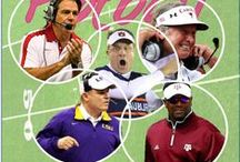 Roll Tide / War Eagle / SEC Football from RollTideWarEagle.com  / Located in Birmingham, AL, the heart of the SEC. Covering Alabama, Auburn and SEC Football via our sports blog, RollTideWarEagle.com, so if you don't want to follow this Sneak Preview Board, we have 48 boards for each SEC school individually, many Auburn and Alabama. Check this out ~www. RollTideWarEagle.com ~ sports stories that inform and entertain, plus #collegefootball rules tutorial called Train Deck, a free, easy and fast way to learn the rules of the game you love. #Alabama #Auburn #SEC