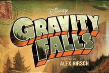 GF / Gravity Falls my main fandom in life! Season 2 is finally here! / by Weaboo Sasha