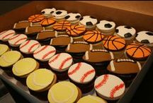 sports themed party