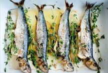 Fish & Seafood / Tasty dishes using all types of seafood