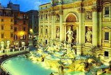 Places..I'vebeen! - ITALY / Rome, La Spezia, Cinque Terre, Lucca, Pisa, Florence, Bologna, Milano