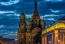 Places..I'vebeen! - RUSSIA