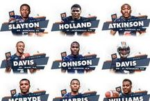 Auburn 2015 Recruits / The Auburn Tigers 2015 Recruiting Class. War Eagle!