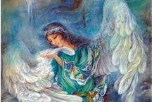 ANGELS / by Annie Gardner